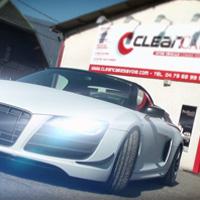 Vidéo youtube clean car chambéry
