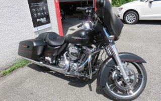 covering-2roues-harley-carbone