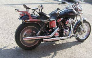 covering-2roues-harley-croco